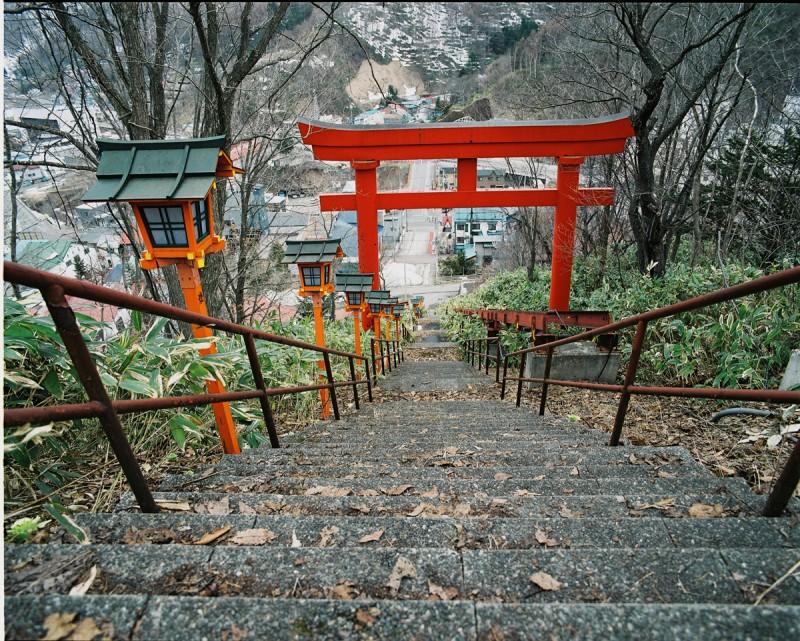 夕張本町 石切剣箭神社