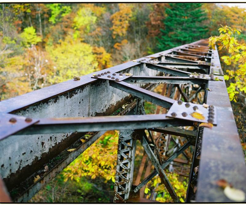 想い出 運ぶ橋