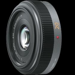 LUMIX G 20mm  F1.7 ASPH.
