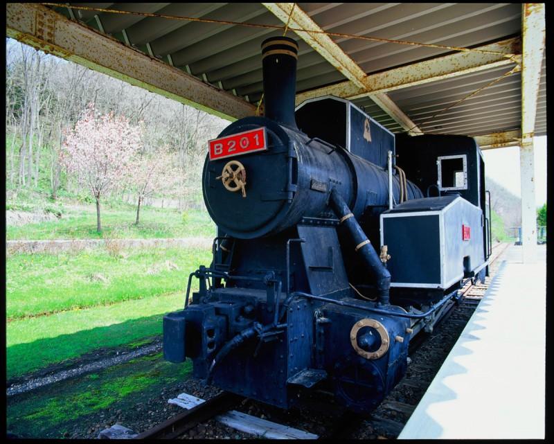 4110型蒸気機関車2号機