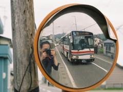 bonoさん、hirosさん、インプレッサさん選 中央バスとツーショット^^